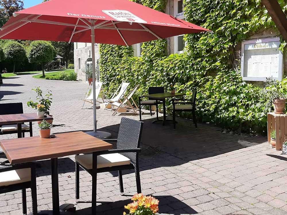 Kaufmanns Restaurant Biergarten