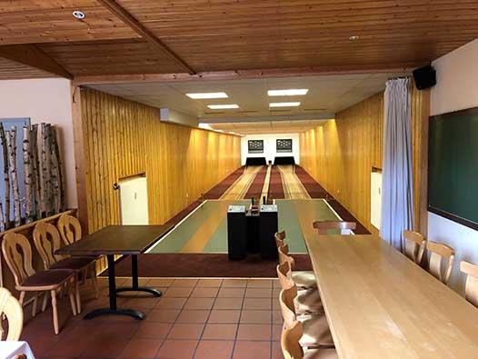 Kaufmanns Restaurant Kegelbahn