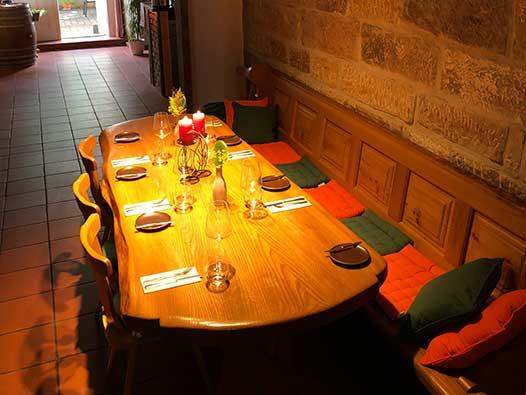 Kaufmanns Restaurant Stammtisch